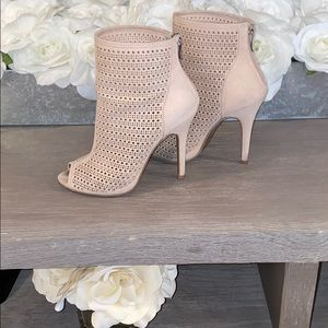 Chinese laundry blush ankle boots